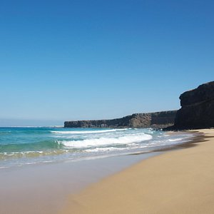 Spiagge a sud di El Cotillo