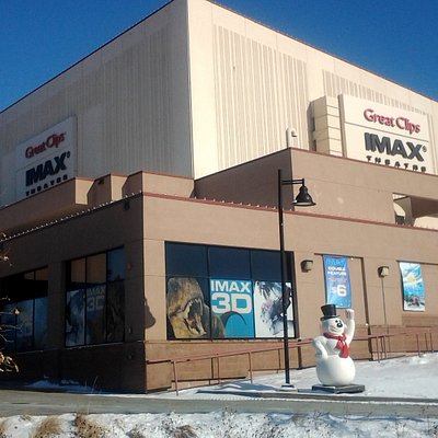 The Great Clips IMAX Theatre at the Minnesota Zoo - Home to Minnesota's largest movie screen.