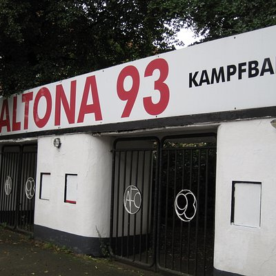 Altona 93 Kassenhaus