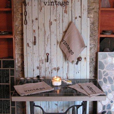 vintage - a crop of creative artisans