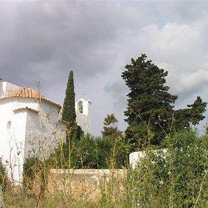 Kirche, außen