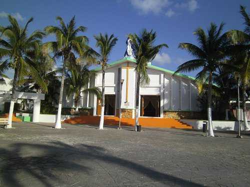 Front of Chruch