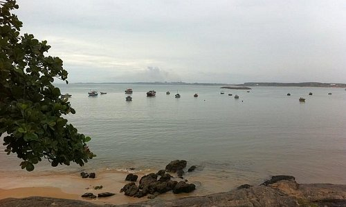 Meaipe Beach - Little fishmen boats NICE!