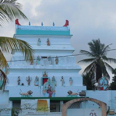 Temple Indou de Changy