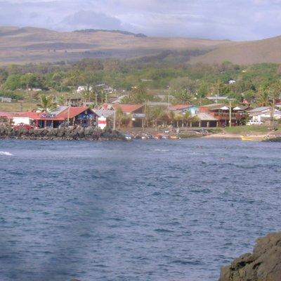 Puerto Hanga Roa