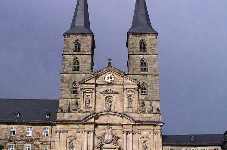 The beautiful St. Michael's monastary.