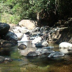 Rio de agua fresca