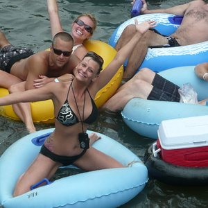 THE MOST FUN, TALKED ABOUT TUBING & CAMPING ADVENTURE OF YOUR LIFE