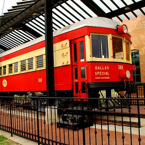 Rail Car #360 at the Interurban Railway Museum