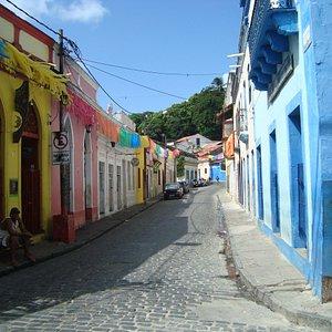 Calle del Centro Histórico