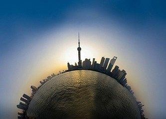 Vibrant Shanghai
