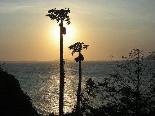 Sunset at Azeda