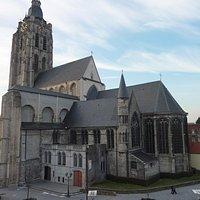 St. Walburgachurch Oudenaarde