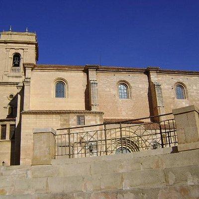 Catedral de Albacete, Albacete.