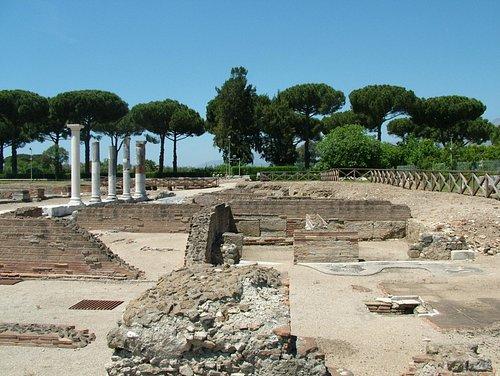 Area archeologica di Minturnae