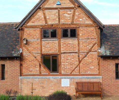 Old Barn, New Use