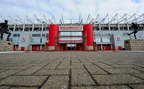 home of Middlesbrough F.C