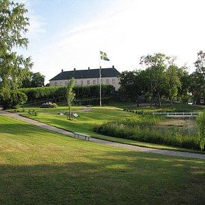 Gronsoo palace garden