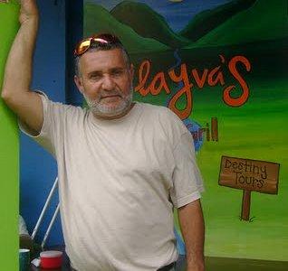 Sergio Paiz, manager, Destiny Tours