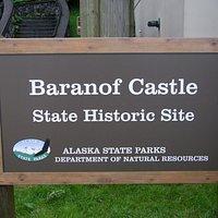 Site where Alaska changed hands