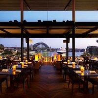 Cafe Sydney main dining
