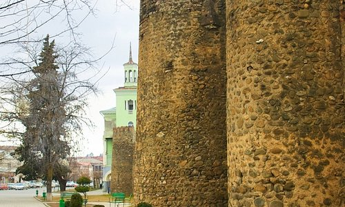 Batonis-Tsikhe: southern towers