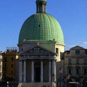 San Simeone Piccolo - Big Green Dome