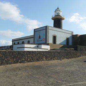 Der Leuchtturm von Jandia