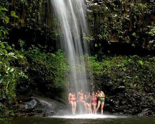 East Maui Waterfalls Hike