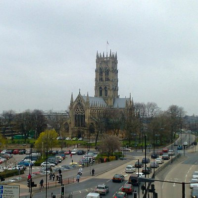 Doncaster Minster of St George