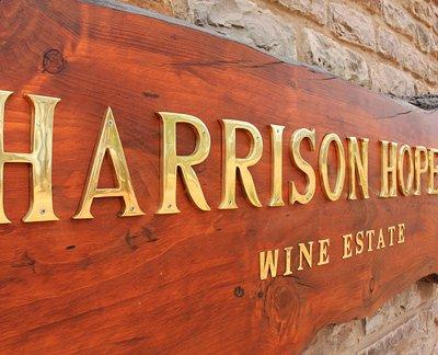 Harrison Hope Front Gate