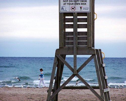 Life Guard Tower