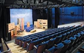 Garter Lane Theatre Auditorium