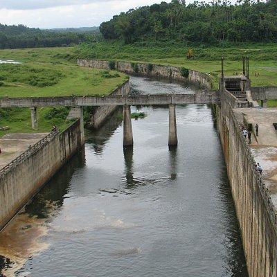 Karapuzha Dam - Aug 2011