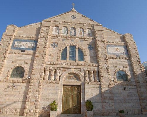 Church Entrance Square