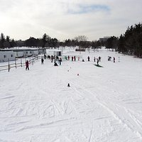 Pony Hill with Rope Tow