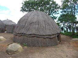 Swazi beehive Hut