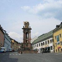The Holy Trinity Square
