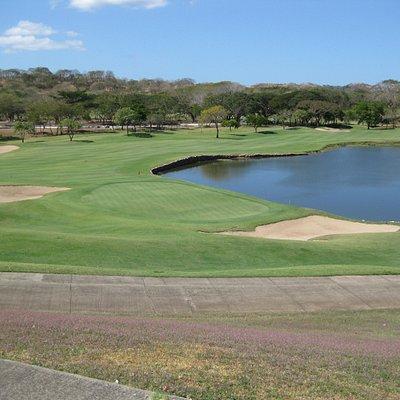 Reserva Conchal 18th hole