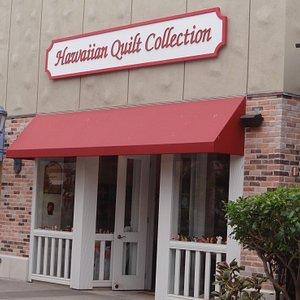 Hawaiian Quilt Collection Store, Waikoloa, Big Island