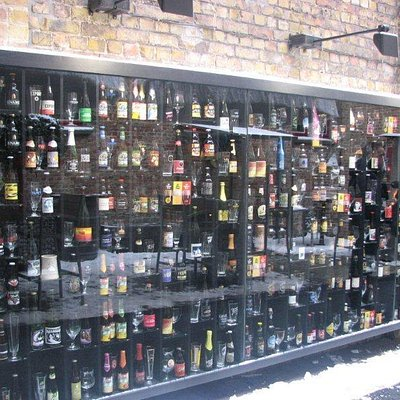 The Beer Wall