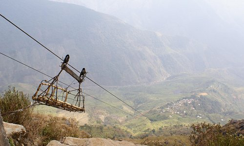 Ropeway to nowhere