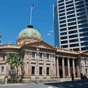 Brisbane's Customs House