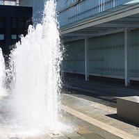 Fountain Outside
