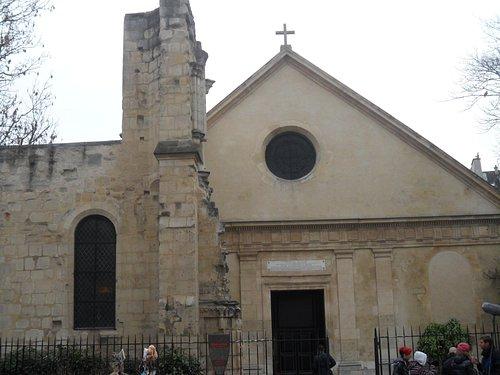 chiesa St.Julien le Pauvre