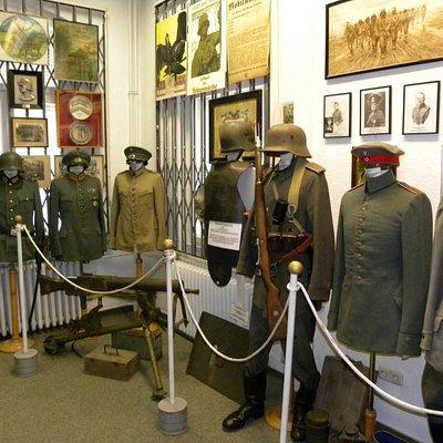 Celler Garnison Museum