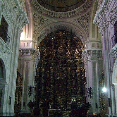 Iglesia de San Nicolás, Guadalajara.