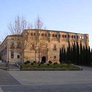 Palacio del Infantado, Guadalajara.