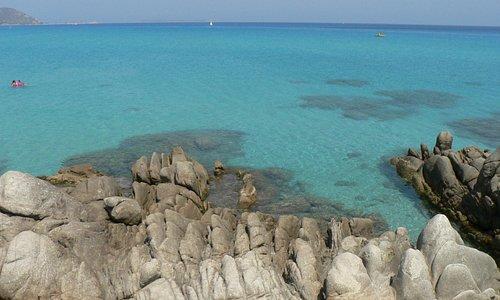 porto Giunco meglio dei Caraibi