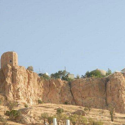 Mardin Castle from old city